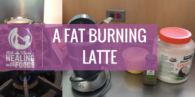 All Spice Latte-a Fat Burning Coffee