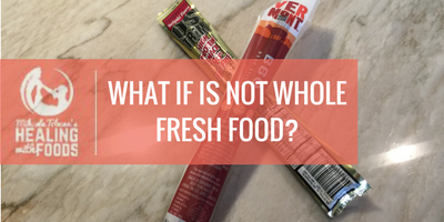 Why read food labels?